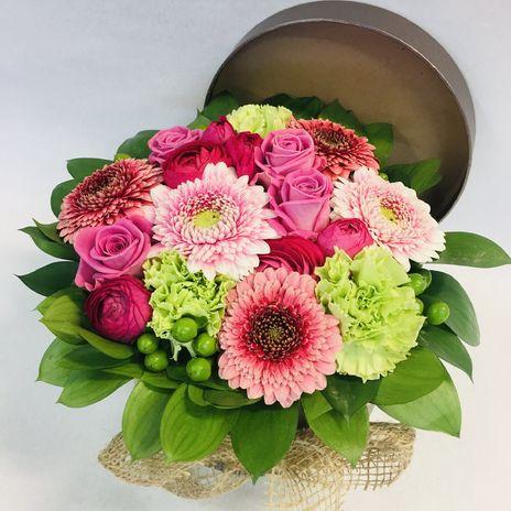Moederdag Flowerbox Lana