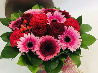 Moederdag Flowerbox Tess